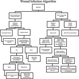 Wound Infection Algorithm